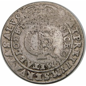 Jan II Kazimierz, Tymf 1664 AT, Bydgoszcz – SALVS – błąd POIORQ – nieopisany