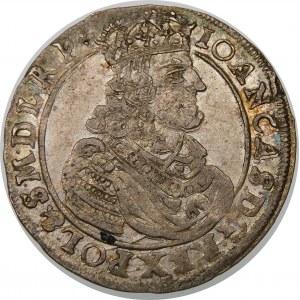 Jan II Kazimierz, Ort 1663 AT, Bydgoszcz