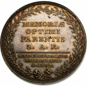 Stanisław August Poniatowski, Medal (1766-1768) – piękny