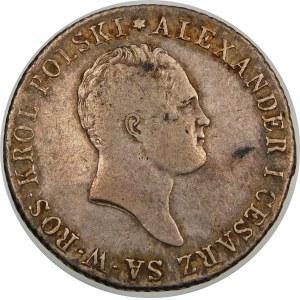 Aleksander I, 1 złoty 1818 IB, Warszawa