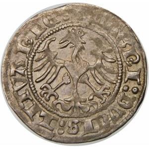 Zygmunt I Stary, Półgrosz 1514, Wilno – dwukropek