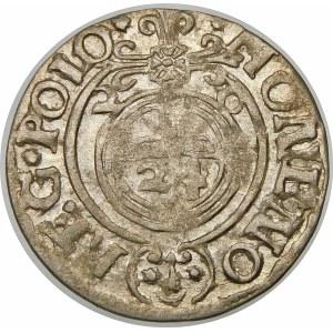 Zygmunt III Waza, Półtorak 1620, Bydgoszcz – Sas w tarczy owalnej – rzadki wariant