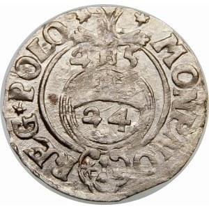 Zygmunt III Waza, Półtorak 1625, Bydgoszcz – Sas w tarczy owalnej