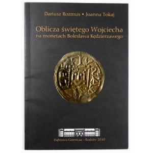 Rozmus Dariusz, Tokaj Joanna, Oblicza świętego Wojciecha na monetach Bolesława Kędzierzawego