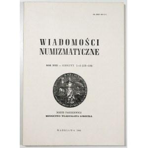 Paszkiewicz Borys, Mennictwo Władysława Łokietka