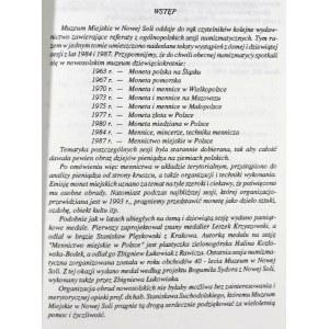 Mennice, mincerze, techniki mennicze VIII/1984; Mennictwo miejskie w Polsce IX/1987