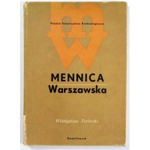 Terlecki Władysław, Mennica Warszawska