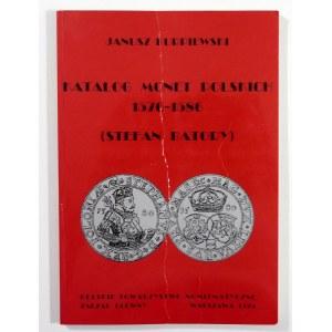 Kurpiewski Janusz, Katalog monet polskich 1576-1586 (Stefan Batory)