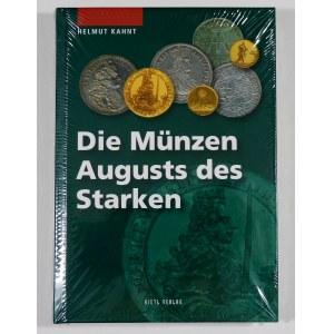 Kahnt Helmut, Die Münzen August des Starken