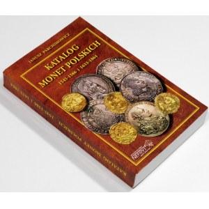 Parchimowicz Janusz, Katalog monet polskich 1545-1586 i 1633-1864