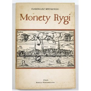 Mrowiński Eugeniusz, Monety Rygi