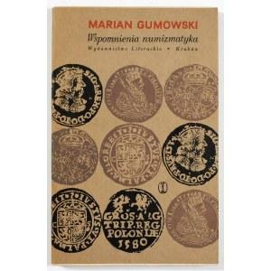 Gumowski Marian, Wspomnienia numizmatyka