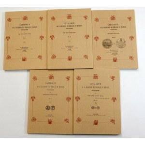 Emeric Hutten-Czapski, Catalogue de la collection des medailles et monnaies polonaises