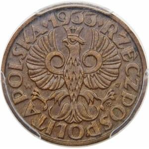 2 grosze 1933