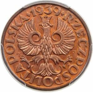 2 grosze 1939