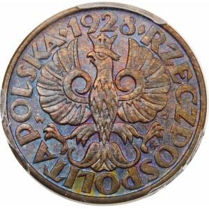 5 groszy 1928