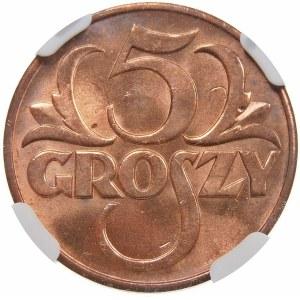 5 groszy 1938