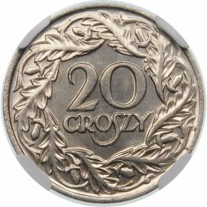 20 groszy 1923