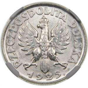 1 złoty Żniwiarka 1925 Londyn wyśmienita