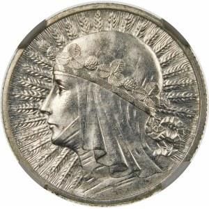 2 złote Głowa Kobiety 1932