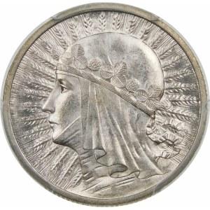 2 złote Głowa Kobiety 1933