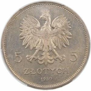 5 złotych Sztandar 1930