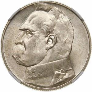 5 złotych Piłsudski 1936