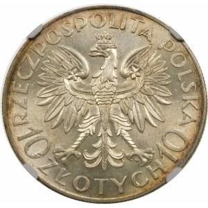 10 złotych Traugutt 1933