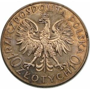 10 złotych Sobieski 1933