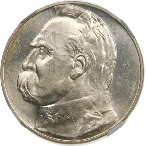 10 złotych Piłsudski 1936 Wyjątkowy