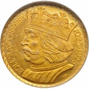 10 złotych Chrobry 1925