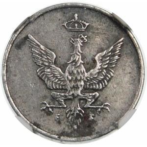 1 fenig 1918 FF - rzadki