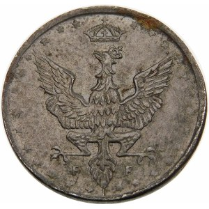 5 fenigów 1917 FF