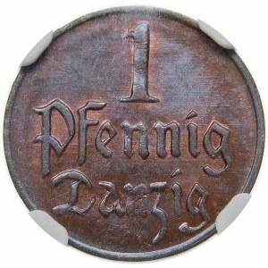 1 fenig 1923