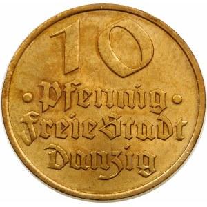 10 fenigów Dorsz 1932