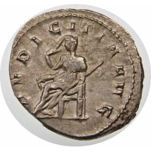 Cesarstwo Rzymskie, Herennia Etruscilla (249–251), antoninian 249-251, Rzym