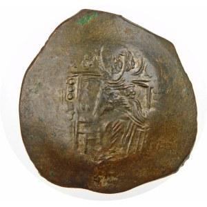 Bizancjum, Manuel I Komnen (1143–1180), aspron trachy, Konstantynopol