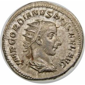 Cesarstwo Rzymskie, Gordian III (238–244), antoninian 243-244, Rzym