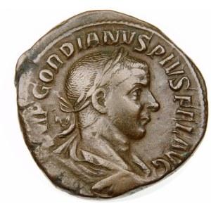 Cesarstwo Rzymskie, Gordian III (238–244), sestercja 241-243, Rzym