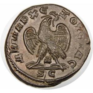 Prowincje Rzymskie, Syria, Trebonian Gallus (251–253), tetradrachma 251-253, Antiochia