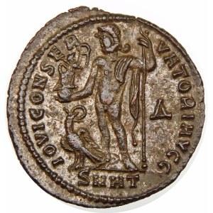 Cesarstwo Rzymskie, Licyniusz I (308–324), follis 313-314, Heraclea