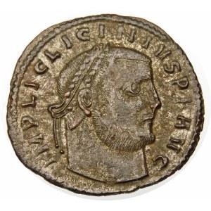 Cesarstwo Rzymskie, Licyniusz I (308–324), follis 313-316, Tessaloniki