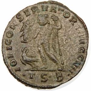 Cesarstwo Rzymskie, Konstantyn I Wielki (307–337), follis 312-313, Tessaloniki