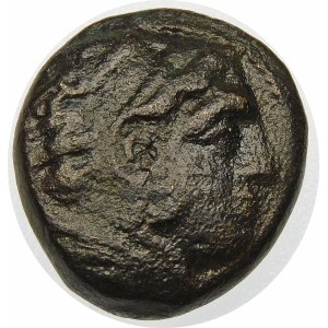 Grecja, Macedonia, Aleksander III Wielki (336–323 p.n.e.) i następcy, brąz ok 320 p.n.e.