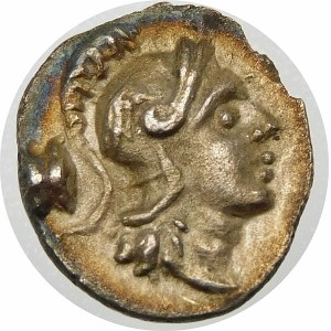 Grecja, Pizydia-Selge, obol ok. 350-300 p.n.e.