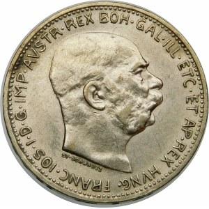 Austria, Franciszek Józef I (1848–1916), 1 korona 1914, Wiedeń