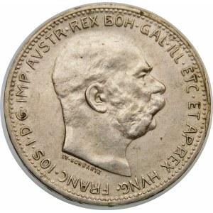 Austria, Franciszek Józef I (1848–1916), 1 korona 1915, Wiedeń