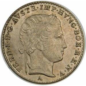 Austria, Ferdynand I (1835–1848), 3 krajcary 1839 A, Wiedeń