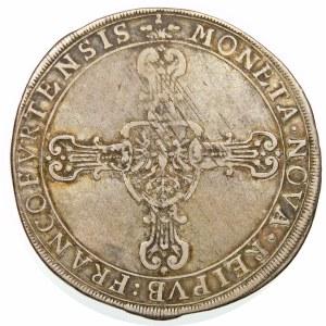 Niemcy, Frankfurt, talar 1646, Frankfurt