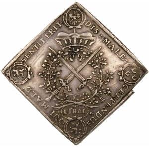 Niemcy, Saksonia - linia albertyńska (1547–1918), Jan Jerzy IV (1691–1694), klipa talara 1693, Drezno